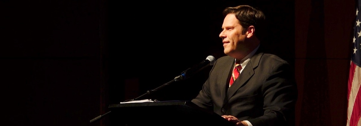 Federal Way Mayor Jim Ferrell delivers historic State of the City speech